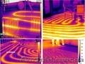 Тепловизионное обследование системы отопления