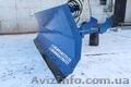 Отвал лопата снегоуборочный на трактор МТЗ, ЮМЗ, Т-40 - Изображение #4, Объявление #1534623