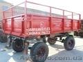 Прицеп тракторный самосвал,  зерновоз 2ПТС-4, 2ПТС-6