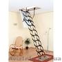 Чердачная лестница OMAN Nozycowe металлическая