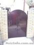 металлические двери,решётки,козырьки,ворота,калитки,автонавесы и др. - Изображение #6, Объявление #1597277