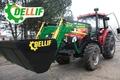 Погрузчик на трактор МТЗ 1221 (100-140 л.с.) - Деллиф Супер Стронг 2000